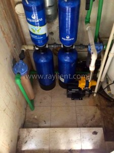 Shanghai Whole House Filter, Water Softener, Pressure Booster Pump